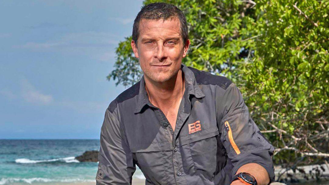 Bear Grylls The Island on Channel 4